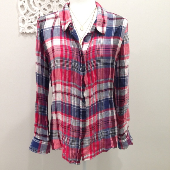 9acb9072 Olive & Oak Tops | Juniors Olive Oak Casual Button Down Shirt | Poshmark